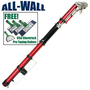 Level 5 Drywall Automatic Taper Taping Tool Free Usg Sheetrock Taping Knives