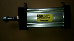 New Parker 4ma Pneumatic Air Cylinder Actuator 3683128c91l 4 Bore 5 1 2 Stroke
