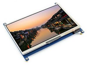 7 Inch Hdmi Lcd c 1024 600 Ips Touch Screen For Raspberry Pi Computer Monitor