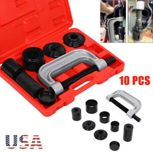 4 In 1 Ball Joint Service Tool Set For 2wd 4wd Press Fit Removal Installation Us