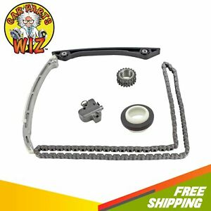Timing Chain Kit Cover Seal Fits 12 15 Ford Lincoln 2 0l 2 3l L4 Dohc Tc