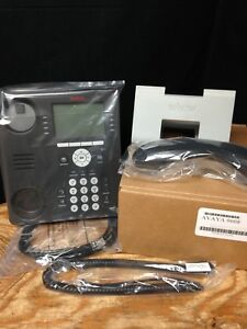 Avaya 9608 700480585 Refurbished Black Ip Office Phone Free Freight