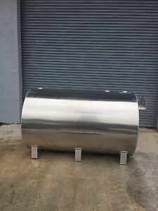 Fuel Storage Tank Aluminum 500 Gallon