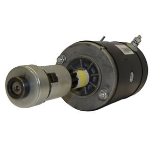8n11001 Reman 6 Volt Delco Starter For 2n 8n 9n Ford New Holland Tractors