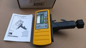 David White Ld 18ng Green Beam Laser Detector