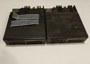 Lot Of 2 Motorola Astro Spectra T99dx 130w 800 Mhz D04ujf9pw4an