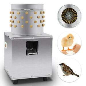 Chicken Plucker Plucking Machine Poultry Duck Quail De feather Machine Good Item