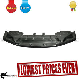 For Nissan Skyline Gtr R34 Frp Oem Front Bumper Bottom Lip With Undertray Kit