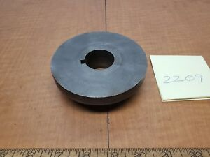 Rivet 715 Lathe Backing Plate 41 4 dia Unused 2 125x8tpi Mt