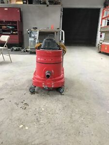 Ruwac Usa Wns2220 Little Red Portable Industrial Vacuum