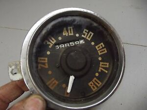 1958 Dodge Truck Speedometer Town Wagon Sedan Gauge Mopar