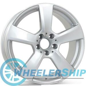 New 18 X 8 5 Alloy Replacement Front Wheel For Mercedes E350 E550 2010 2011 Ri