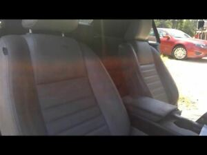 Passenger Front Seat Bucket 1st Digit Trim Of Id N Fits 05 09 Mustang 288822