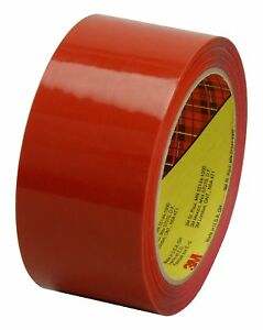 3m 373 orange 48mmx50m Bx Seal Tape Package Qty 36