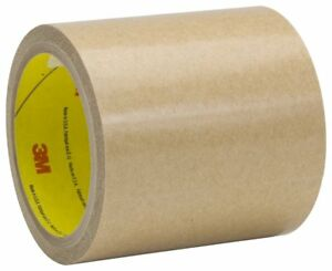 3m Adhesive Transfer Tape 950 Clear 24 In X 60 Yd 5 0 Mil pack Of 1