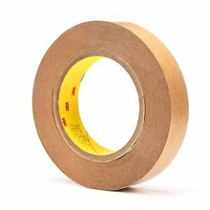 927 Adhesive Transfer Tape 1 In X 60 Yd Clear pack Of 6