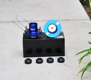 For Civic 88 00 Integra 90 01 Suspension Coilover Shocks Top Hat Mount X2 Blue