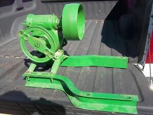 John Deere Pump Jack With John Deere Channels