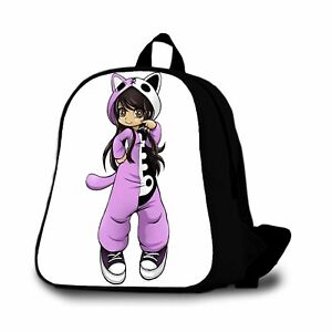 Aphmau As A Cat Custom Backpack Bag