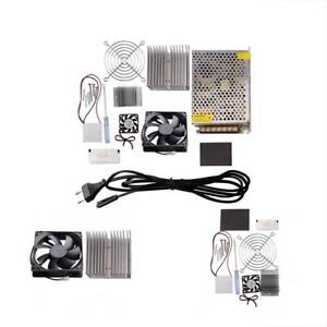 Chenbo tm Heatsinks Thermoelectric Cooler Peltier Tec1 12706 Kit Cold Plate