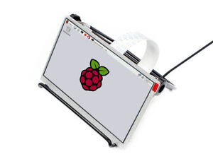 7inch Ips Display Backlight 1024x600 Dpi Interface For Raspberry Pi No Touch