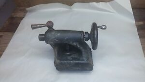 South Bend Heavy 10 Tail Stock Tailstock I Can Rebuild Paint