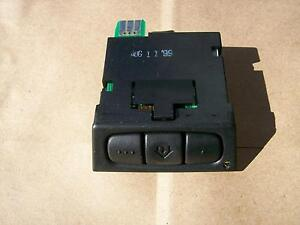 Cadillac Oem Homelink Garage Remote Control Switch Box 25697162 Rolling Code
