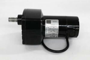 Bodine Electric Company 24a2bepm d4 Parallel Shaft Dc Gearmotor