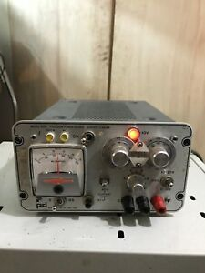 Power Designs Model 2005 Precision Power Source
