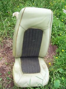 1971 1972 1973 Ford Mustang Fastback Right Passenger Side Only Bucket Seat