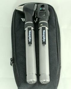 Welch Allyn Pocketscope Otoscope Ophthalmoscope Diagnostic Set Specula