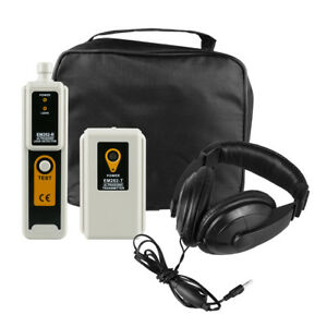 Ultrasonic Leak Detector Transmitter 40khz Air Water Dust Leak Pressure Vacuum