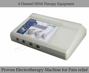 Professional Chiropractic Physical Therapy Machine Joint muscle Pain Relief G10