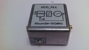 25 6000 mhz Vco_pll Reference Generator Quartz Stability sinusoidal Frequency