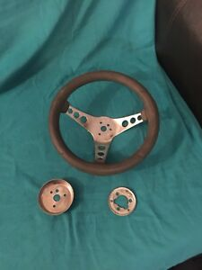 Superior Performance Products the 500 steering Wheel Retro Gasser Muscle Car