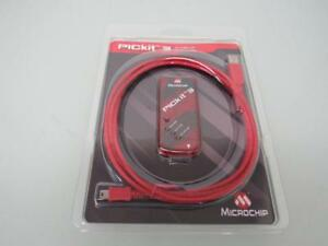 New Original Pickit3 Programmer Microchip Mplab Pickit 3 Pic In circuit Debugger