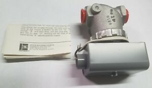 White Rodgers Solenoid Gas Valve 25d46 204