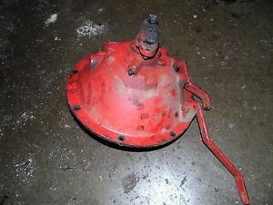Farmall F12 Tractor Bell Housing Cover