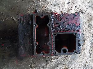Farmall 300 Tractor Row Crop Hydraulic Oil Tank