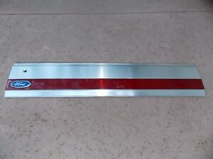 1987 To 1991 Ford Bronco Tailgate Trim Panel