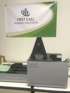 Secap Dual Head Tabber Model 2020 Wafer Seal Accufast Rena astro