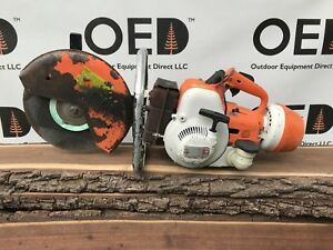 Stihl Ts350 Concrete Cut off Saw Runs Great Solid Quickie Saw Ships Fast