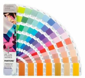 New Edition 2018 Pantone Formula Guide Solid Uncoated