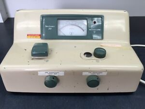Bausch Lomb Spectronic 20 Spectrometer Spectrophotometer Lab 33 29 61 64