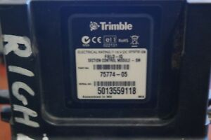 Trimble Field Iq Section Control Module Scm 75774 05 used free Shipping