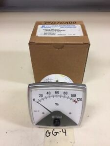Weschler Instruments Panel Meter 34070a00 Brand New In Box Fast Shipping