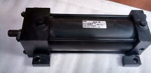 Parker Series 2a Pnuematic Cylinder 3 25 Bore 7 Stroke Single Male End Thread