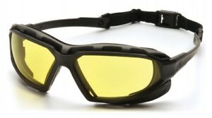 Pyramex Highlander Plus Anti fog Ballistic Safety Glasses Pick Lens Color 6 Pair