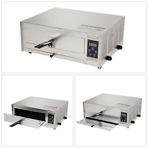 Wisco 12 Inch Pizza Oven Electric Stainless Steel By Concession Express