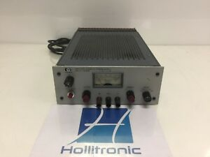 Hp Agilent 6289a Dc Power Supply 0 40v 0 1 5a Load Tested 64v